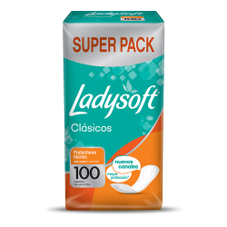 PAQUETE LADYSOFT PROTECTOR...